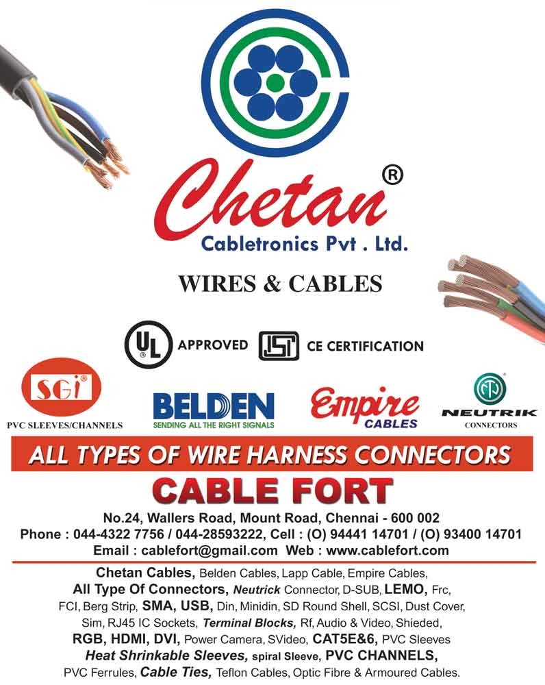 Best Media Electronics Directory Wiring Harness Industry In Chennai 2 Ecatalog